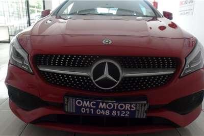 2017 Mercedes Benz CLA CLA200 AMG Line auto