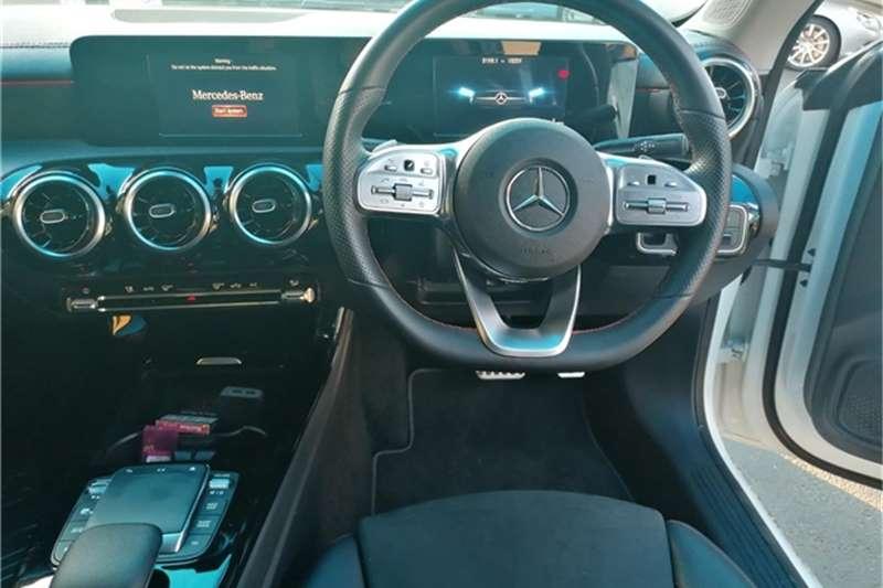 Used 2020 Mercedes Benz CLA 200 AMG Line auto