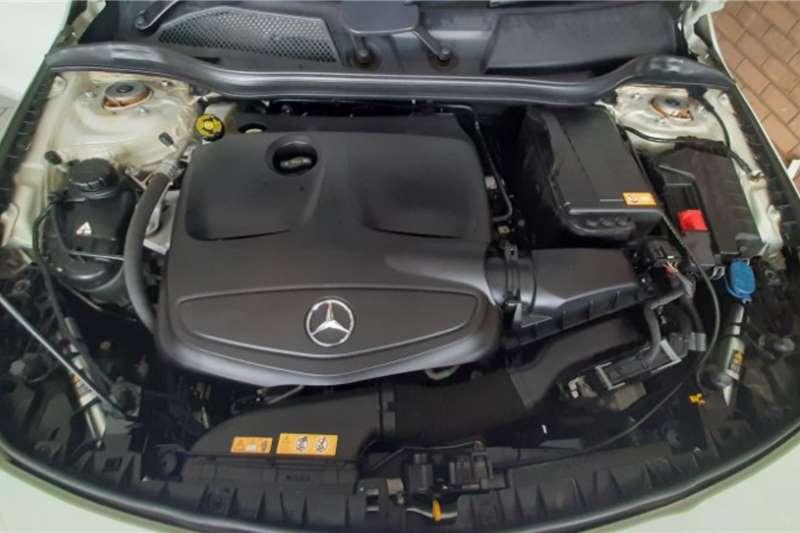 Mercedes Benz CLA 200 auto 2014