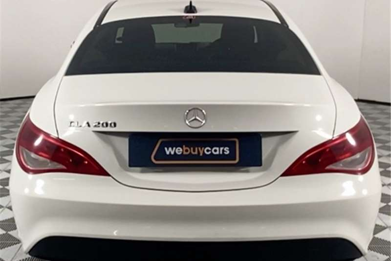 2014 Mercedes Benz CLA CLA200 auto