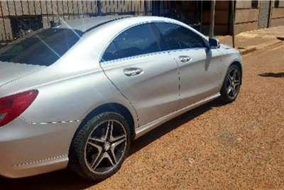 Used 2015 Mercedes Benz CLA 200 auto