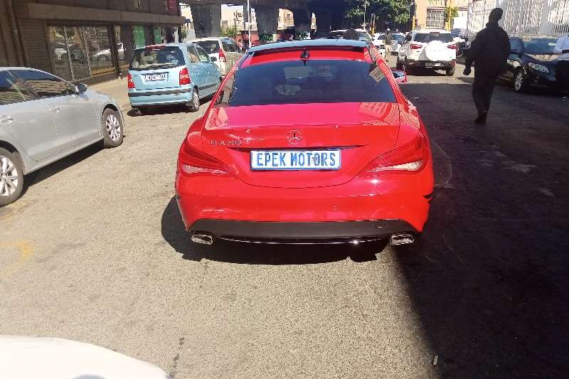 2015 Mercedes Benz CLA CLA200 auto