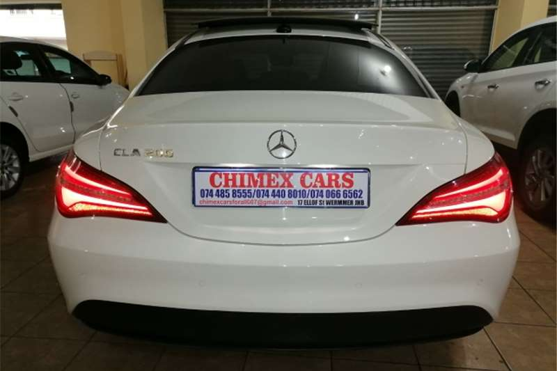 Used 2016 Mercedes Benz CLA 200 auto