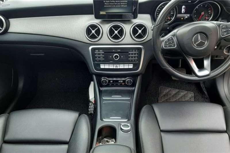 Used 2017 Mercedes Benz CLA 200 auto