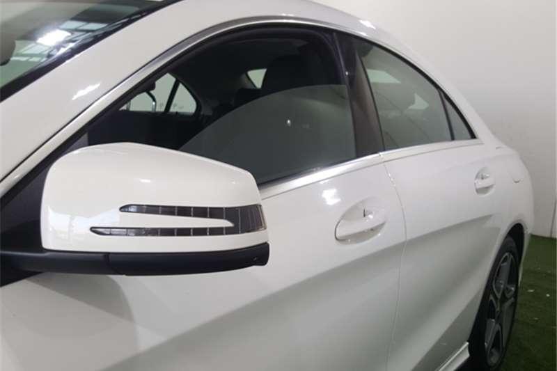 Mercedes Benz CLA 200 auto 2018