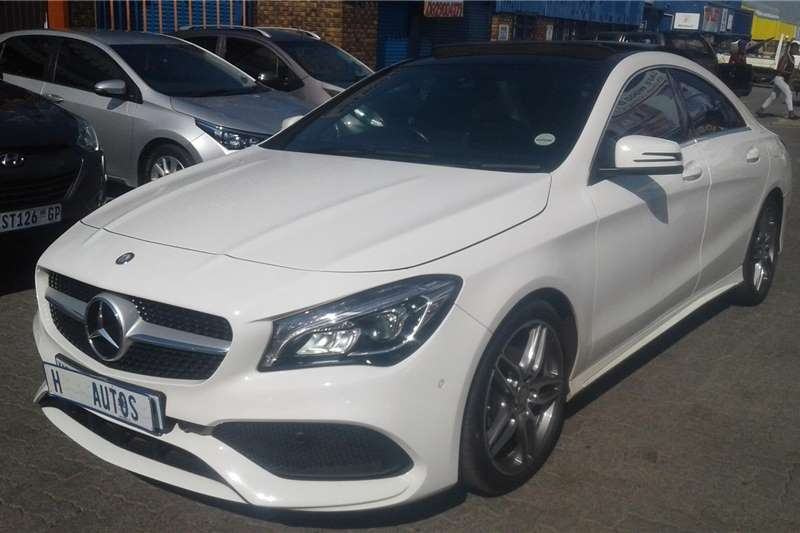 Mercedes Benz CLA 200d 2017