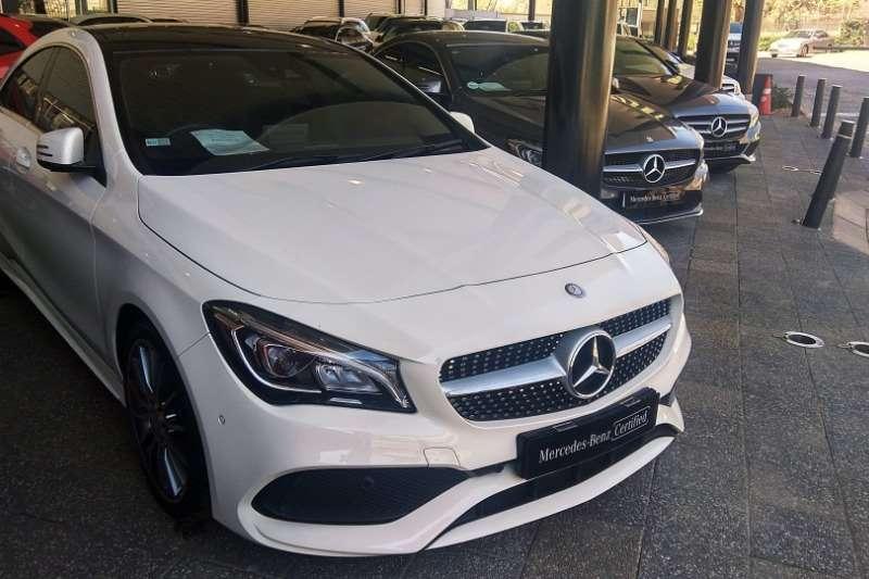 Mercedes Benz CLA 200d AMG Line 2017
