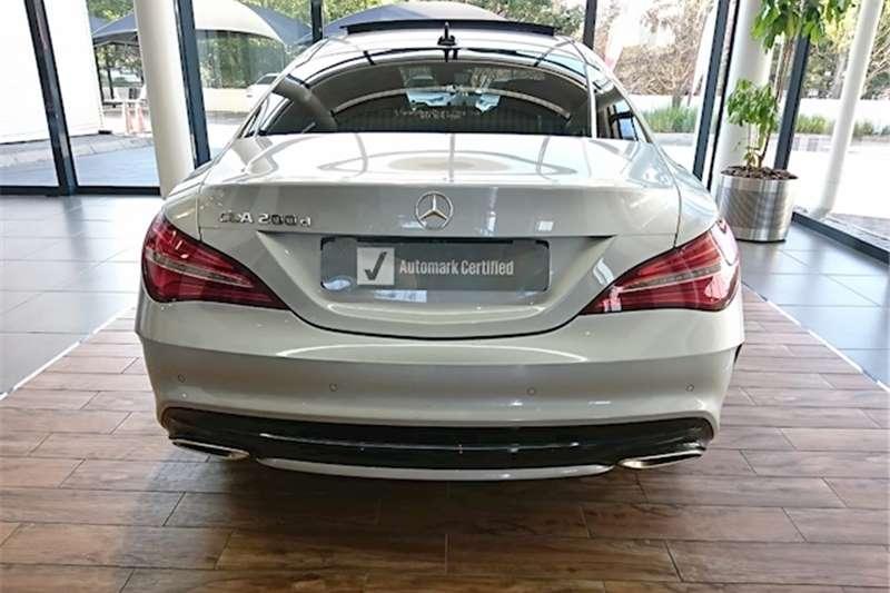 Mercedes Benz CLA 200d AMG Line auto 2016