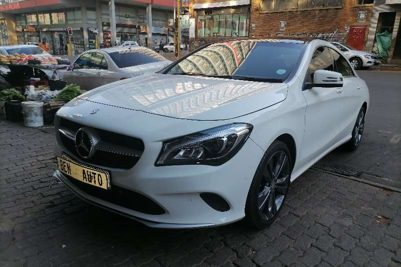 Used 2016 Mercedes Benz CLA 200d AMG Line auto