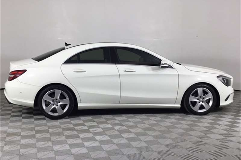 Used 2017 Mercedes Benz CLA 200d auto