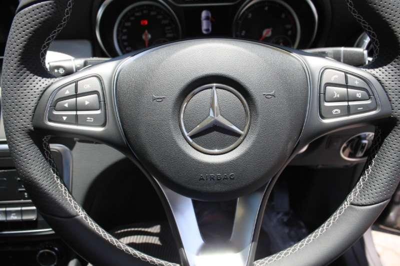 Mercedes Benz CLA 200d auto 2018