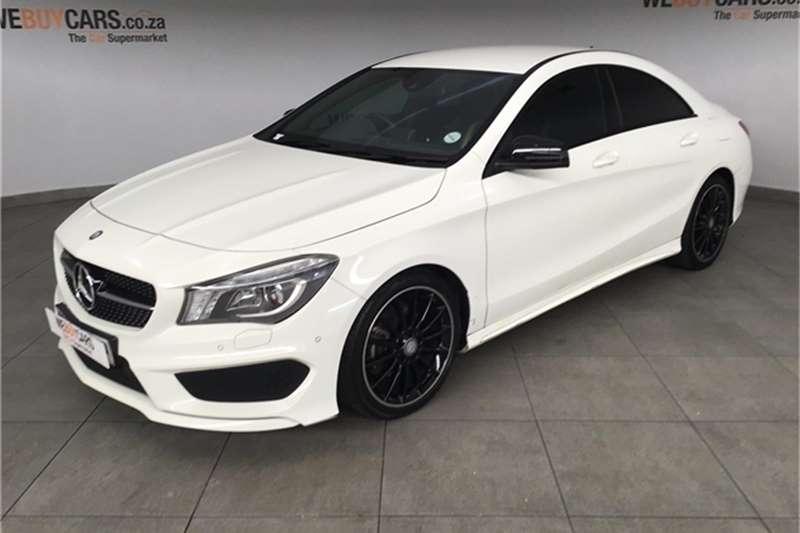 Mercedes Benz CLA 2014
