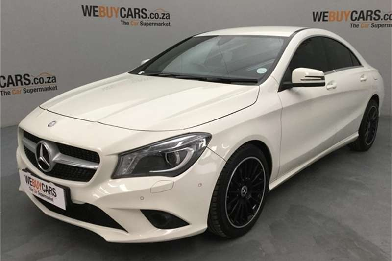 Mercedes Benz CLA 2015