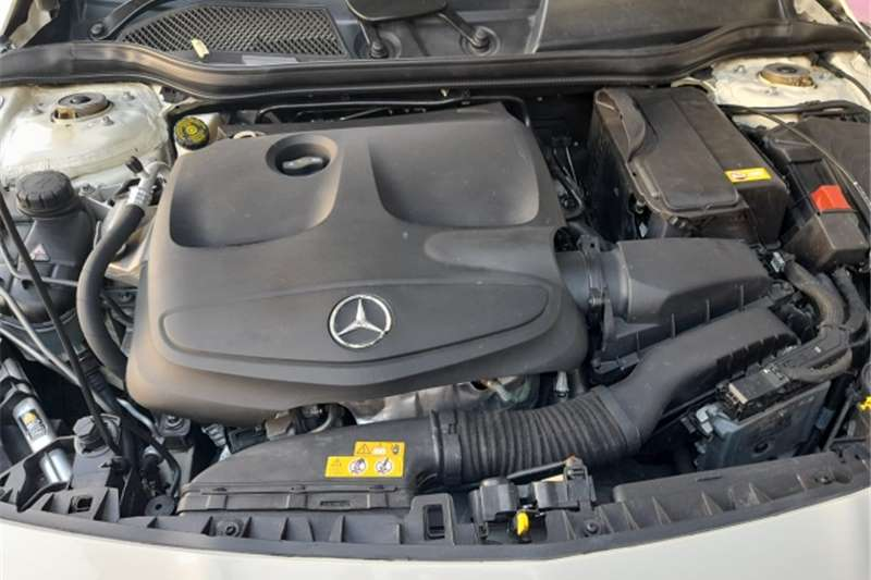 Used 2015 Mercedes Benz CLA
