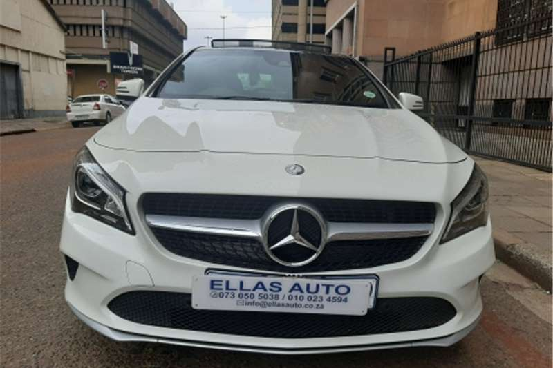 Mercedes Benz CLA 2016