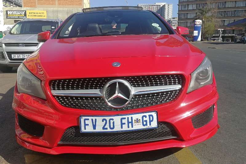 Used 2016 Mercedes Benz CLA