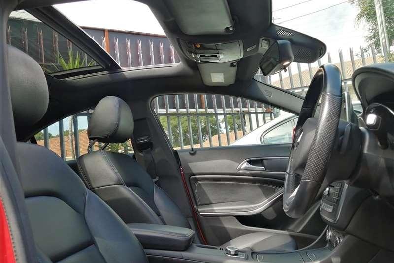2018 Mercedes Benz CLA