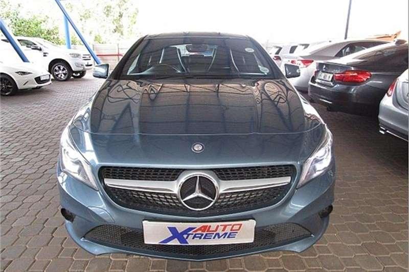 Mercedes Benz CLA 220 CDI 2013