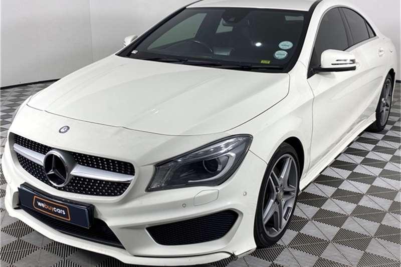 2014 Mercedes Benz CLA CLA220 CDI