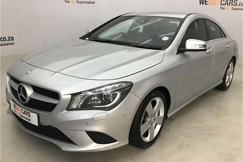 Mercedes Benz CLA 220 CDI 2015