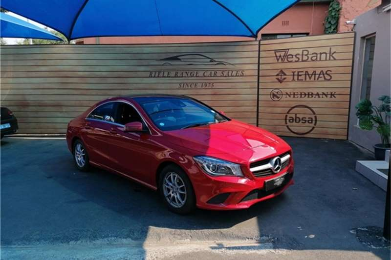 Used 2015 Mercedes Benz CLA 220 CDI