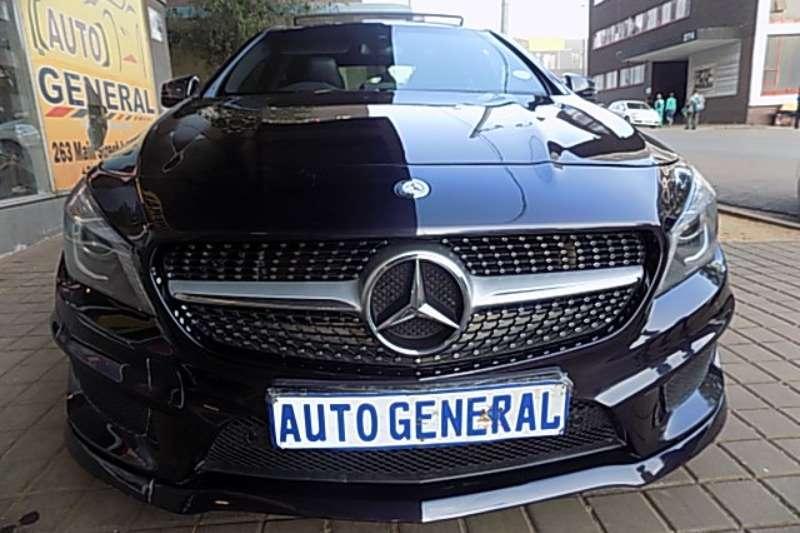Mercedes Benz CLA 220 CDI auto 2016