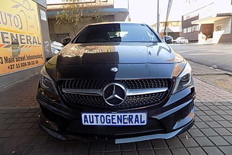 Mercedes Benz CLA 220 CDI  automatic 2015