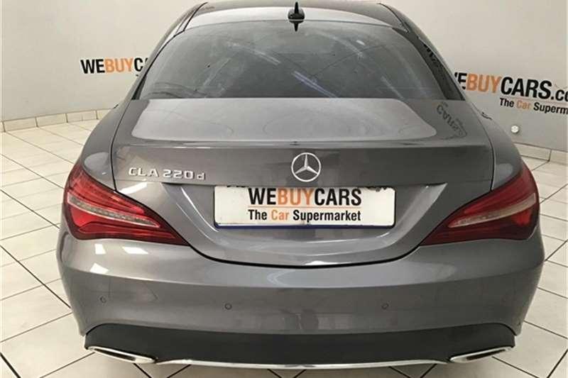 Mercedes Benz CLA 220d 2017