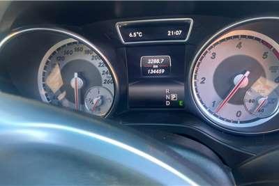 2014 Mercedes Benz CLA CLA220d A/T