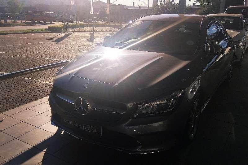 Mercedes Benz CLA 220d A/T 2017
