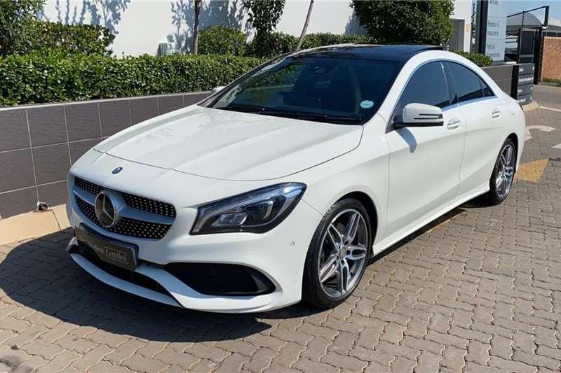 Mercedes Benz CLA 220d AMG Line for sale in Gauteng | Auto ...