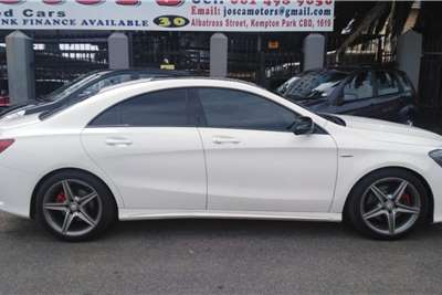 Mercedes Benz CLA 250 Sport 4Matic 2014