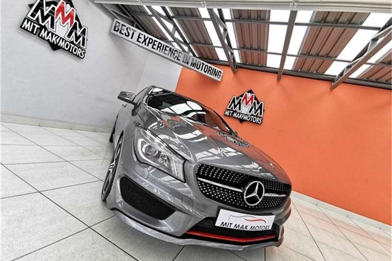 2015 Mercedes Benz CLA CLA250 Sport 4Matic