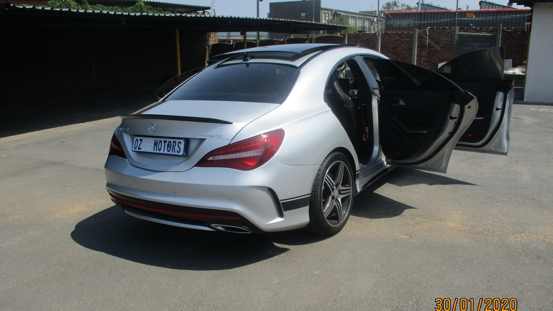 Mercedes Benz CLA 250 Sport 4Matic for sale in Gauteng ...