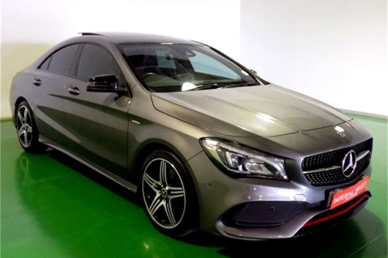 Mercedes Benz CLA 250 Sport 4Matic 2018