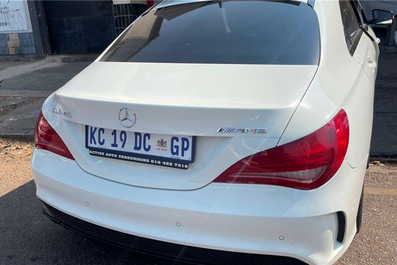 Used 2015 Mercedes Benz CLA 45 4Matic