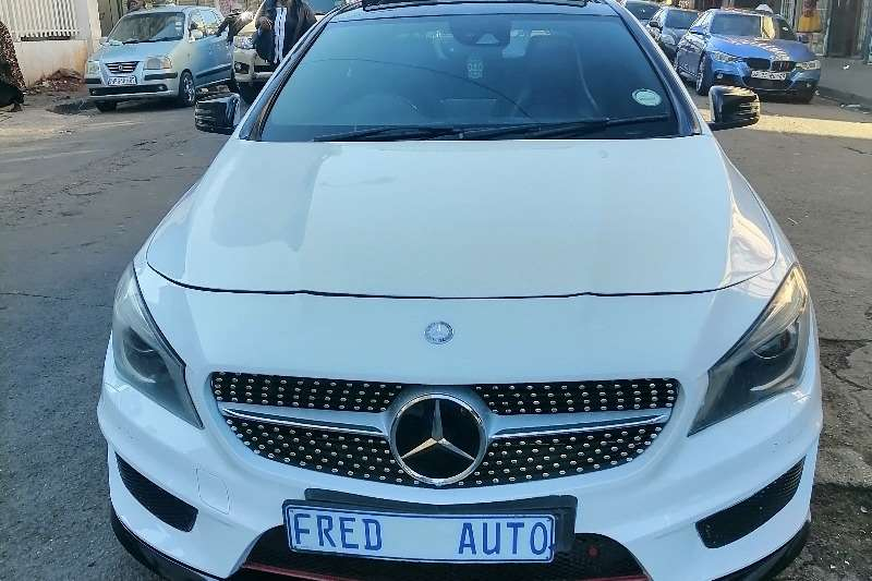 Used 2016 Mercedes Benz CLA 45 4Matic