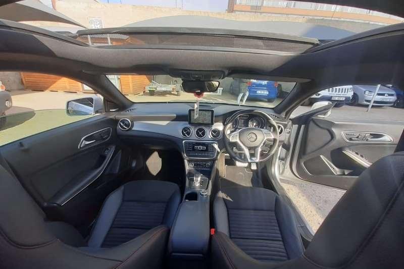 Used 2014 Mercedes Benz CLA 45 AMG
