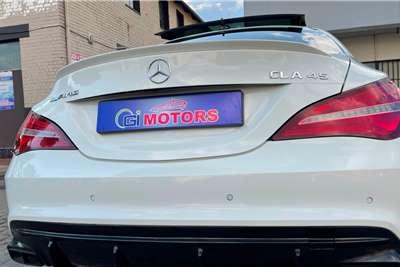 Used 2017 Mercedes Benz CLA 45 AMG