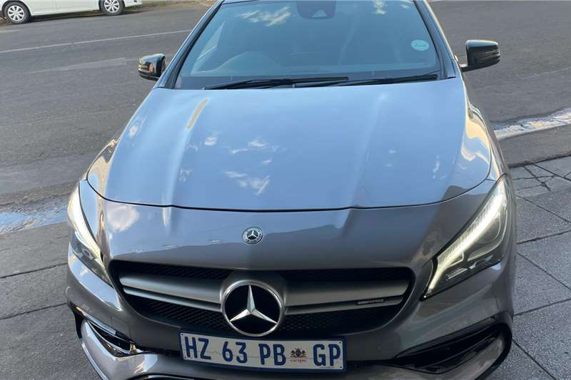 2018 Mercedes Benz CLA CLA45 AMG