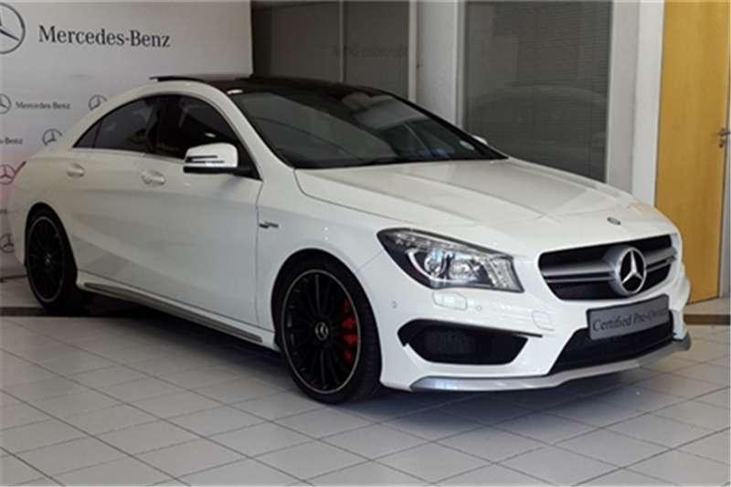 Mercedes Cla 45 Amg For Sale >> Mercedes Benz Cla 45 Amg 4matic 2014