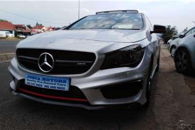 Used 2015 Mercedes Benz CLA 45 AMG 4Matic