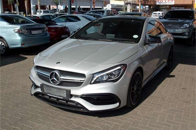 Mercedes Benz CLA 45 AMG 4Matic 2018