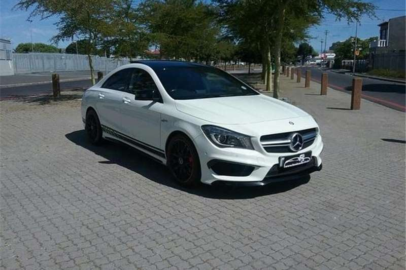Mercedes Benz CLA 45 AMG 4Matic Edition 1 2014