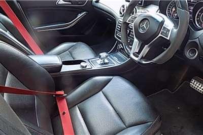 Mercedes Benz CLA 45 AMG 4Matic Edition 1 2014
