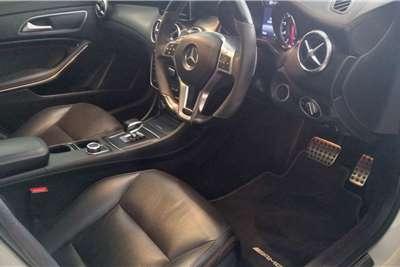 Mercedes Benz CLA 45 AMG 4Matic Edition 1 2015