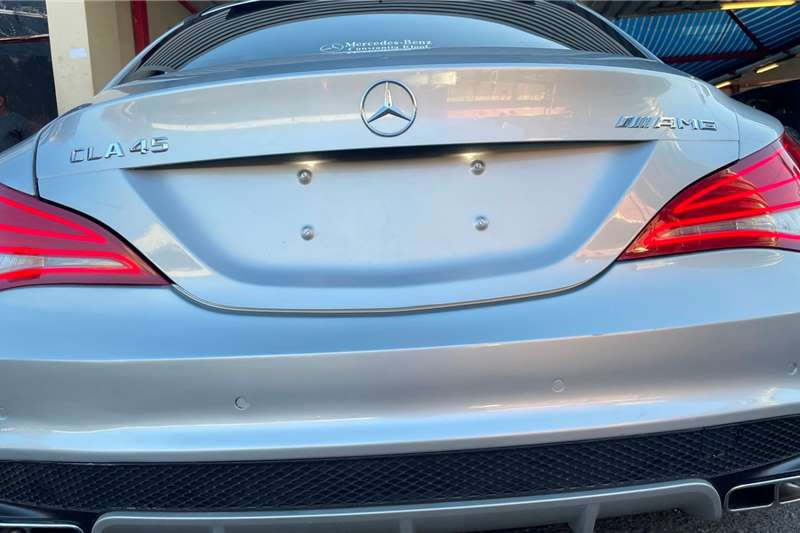 Used 2015 Mercedes Benz CLA 45 AMG 4Matic Edition 1