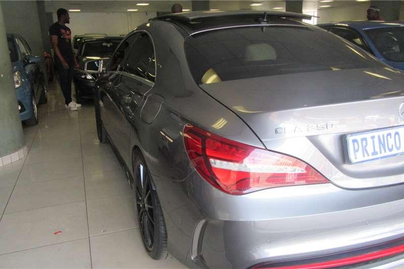 Mercedes Benz CLA A4 3.0TDI quattro 2018