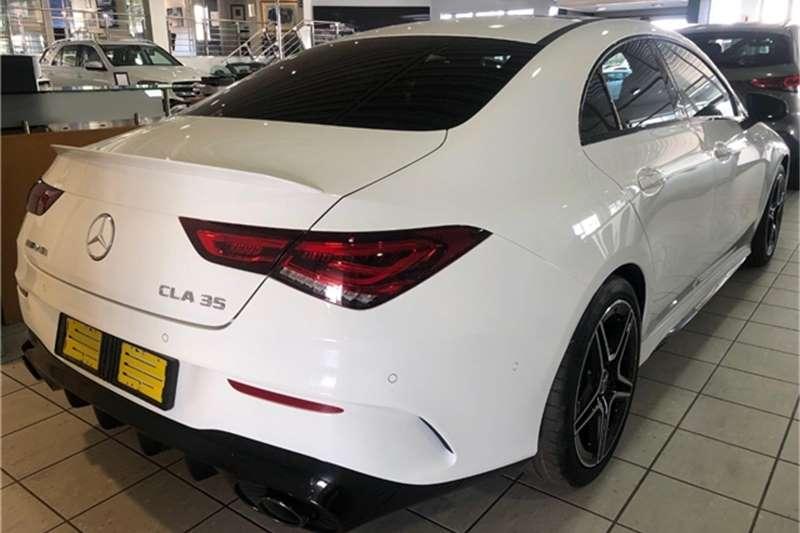 Mercedes Benz CLA AMG 35 4MATIC 2020
