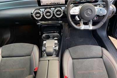 Used 2020 Mercedes Benz CLA AMG 35 4MATIC